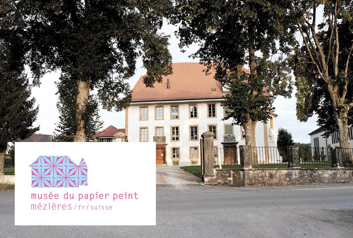 Musée du Papier Peint | Design NG Tornay